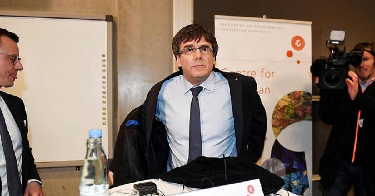Puigdemont belgica