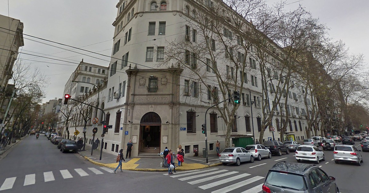 Centro galego bos aires