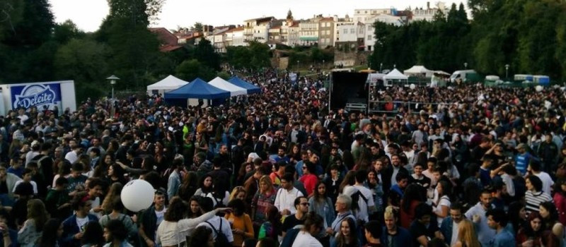Festival do leite santiago publico