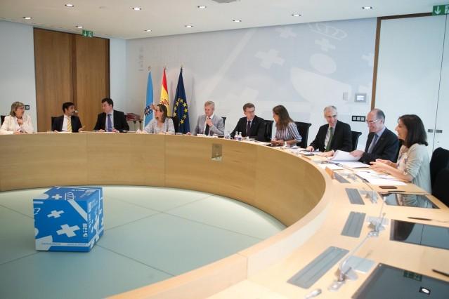 Consello da Xunta do 19 de xullo de 2018