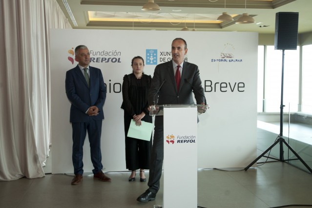 Fallo do Premio de Narrativa Breve Repsol