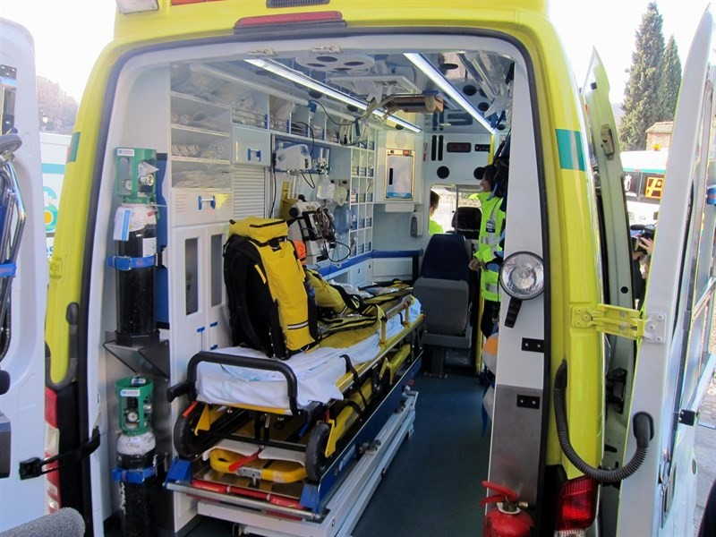 Ambulanciainterior